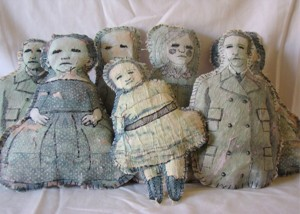 Jo Johnson's Art Dolls